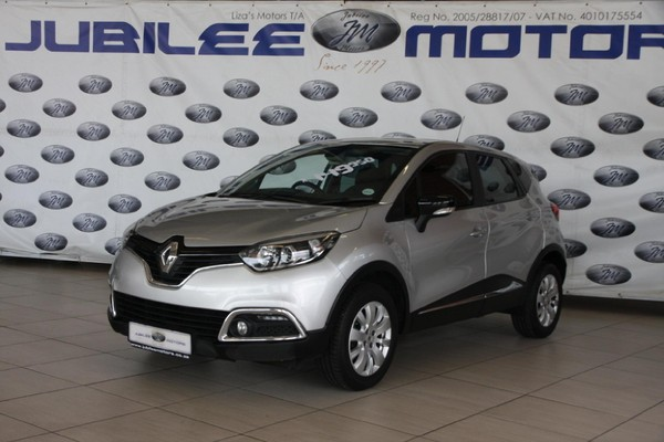 2017 Renault Captur 900T expression 5-Door 66KW Gauteng Springs_0