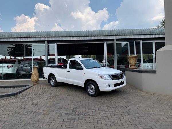 2013 Toyota Hilux 2.5 D-4d Pu Sc  Mpumalanga Delmas_0