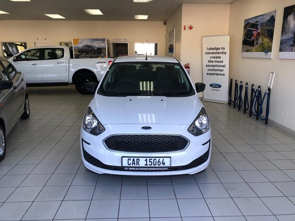 2020 Ford Figo 1.5 Ambiente 5-Door Western Cape Citrusdal_0