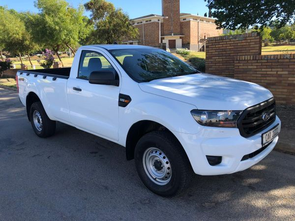 2020 Ford Ranger 2.2TDCi XL 4X4 Single Cab Bakkie Western Cape Citrusdal_0