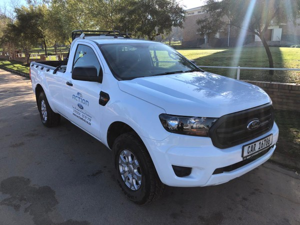 2020 Ford Ranger 2.2TDCi XL Single Cab Bakkie Western Cape Citrusdal_0