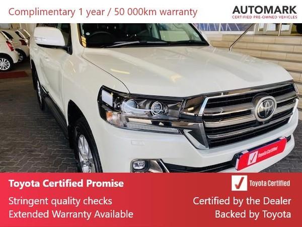 2019 Toyota Land Cruiser 200 V8 4.5D VX-R Auto Gauteng Roodepoort_0