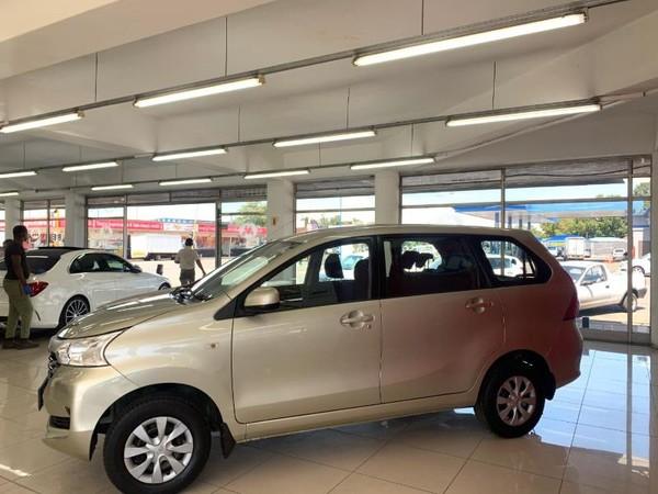 2016 Toyota Avanza 1.5 SX Gauteng Vereeniging_0