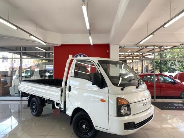 2016 Hyundai H100 Bakkie 2.6d Fc Cc  Gauteng Vereeniging_0