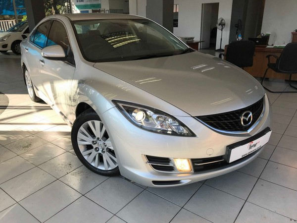 2009 Mazda 6 2.5 Dynamic At  Gauteng Sandton_0