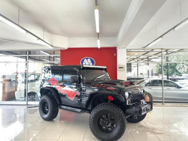 2010 Jeep Wrangler 3.8 Sahara 2dr At  Gauteng Vereeniging_0