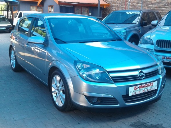 2005 Opel Astra 2.0 Gsi 5dr  North West Province Brits_0