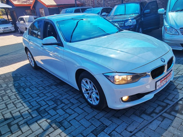 2012 BMW 3 Series 320i  At f30  North West Province Brits_0
