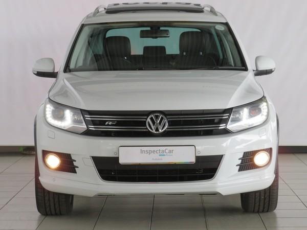 2014 Volkswagen Tiguan 2.0 Tsi  Sprt-styl 4mot Dsg  Mpumalanga Ermelo_0