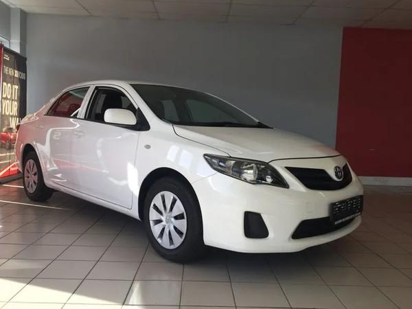 2018 Toyota Corolla Quest 1.6 Auto Western Cape Western Cape_0