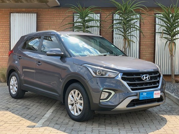 2019 Hyundai Creta 1.6 Executive Gauteng Pretoria_0