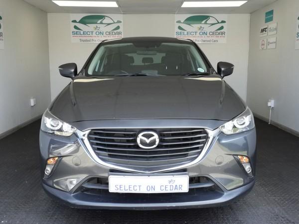 2016 Mazda CX-3 2.0 Dynamic Auto Gauteng Four Ways_0