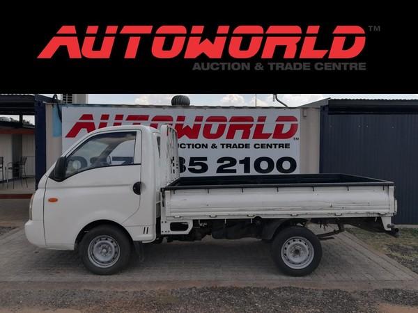 2008 Hyundai H100 Bakkie 2.6i D Fc Ds  Gauteng Pretoria_0