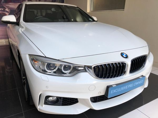 2015 BMW 4 Series 428i Coupe M Sport Auto Gauteng Midrand_0