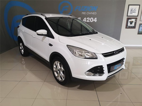 2015 Ford Kuga 1.5 Ecoboost Trend Auto Western Cape Goodwood_0