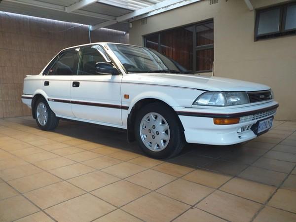 1991 Toyota Corolla Gli Twin Cam 16  Gauteng Lenasia_0