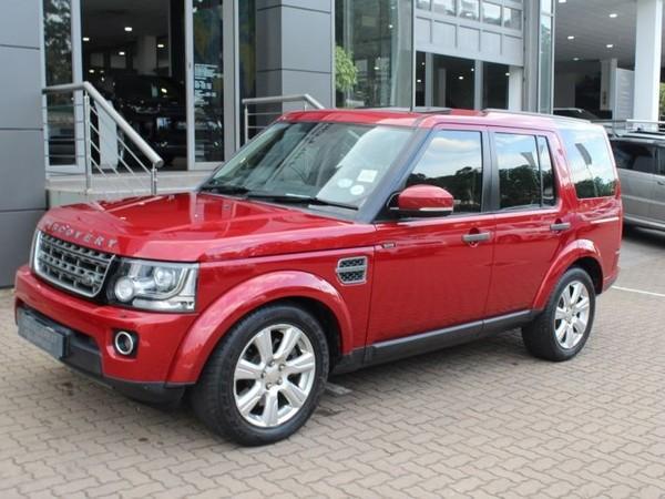 2015 Land Rover Discovery 4 3.0 Tdv6 Se  Kwazulu Natal Hillcrest_0