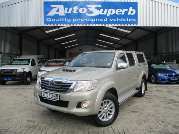 2014 Toyota Hilux 3.0 D-4D Raider Double Cab 4X4 Western Cape Swellendam_0