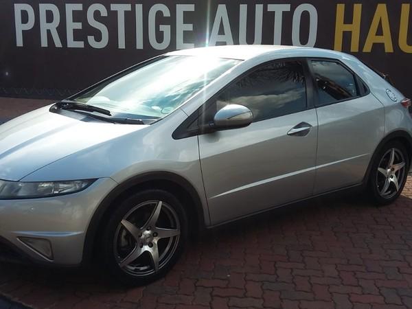 2009 Honda Civic 1.8i-vtec Exi 5dr  Gauteng_0
