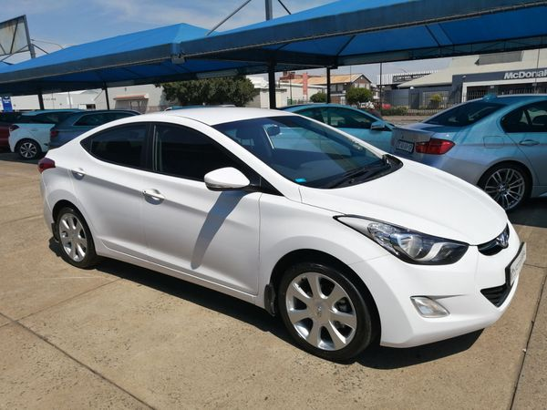 2014 Hyundai Elantra 1.8 Gls  Gauteng Vereeniging_0