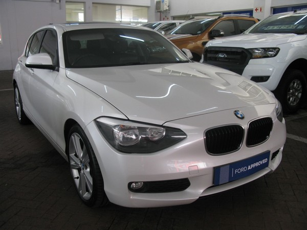 2012 BMW 1 Series 125i At 5dr f20  Western Cape Goodwood_0