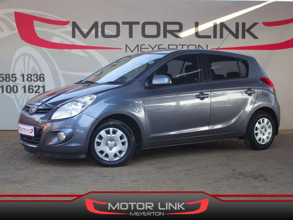 2011 Hyundai i20 1.4  Gauteng Meyerton_0