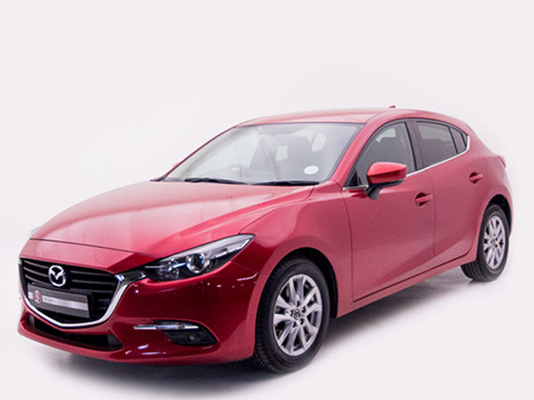 2017 Mazda 3 1.6 Dynamic 5-Door Gauteng Boksburg_0
