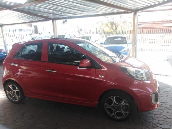 2013 Kia Picanto 1.2 Ex At  Gauteng Jeppestown_0