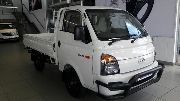 2020 Hyundai H100 Bakkie 2.6d Fc Ds  Gauteng Montanapark_0