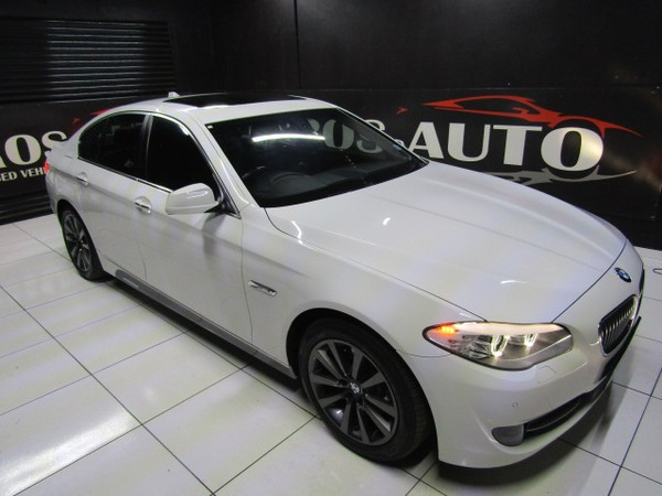 2012 BMW 5 Series 520d At Exlusive f10  - R4400. pm Gauteng Boksburg_0