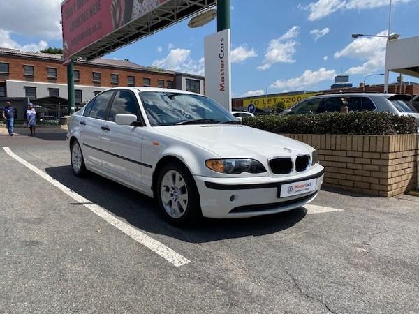 2002 BMW 3 Series 318i Sport e46fl  Gauteng Centurion_0