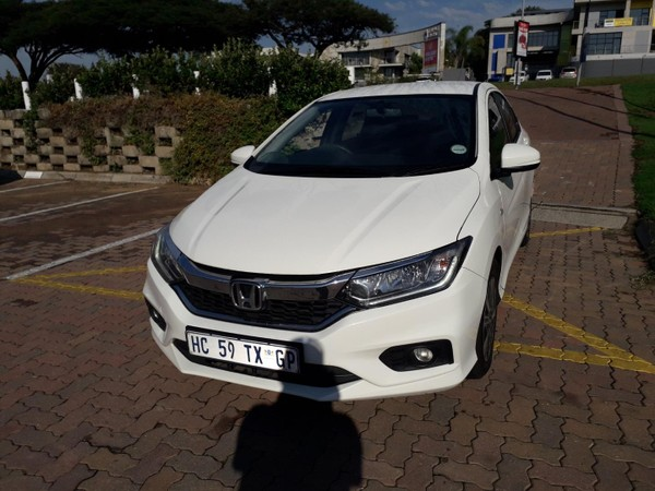 2017 Honda Ballade 1.5 Elegance CVT Gauteng Sandton_0