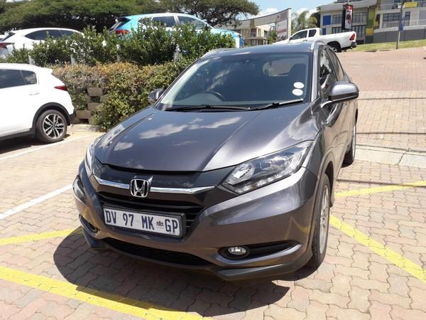 2015 Honda HR-V 1.8 Elegance CVT Gauteng Sandton_0