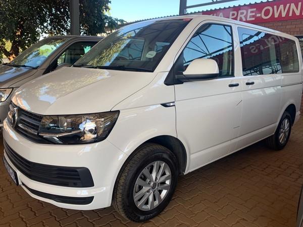 2019 Volkswagen Transporter T6 KOMBI 2.0 TDi DSG 103kw Trendline Plus Limpopo Louis Trichardt_0