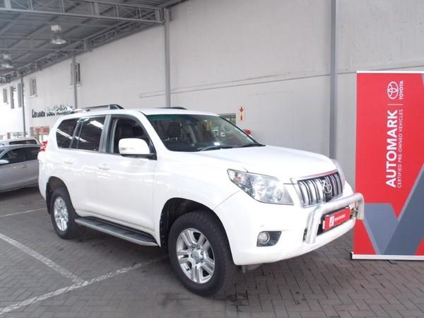 2011 Toyota Prado Vx 4.0 V6 At  Gauteng Pretoria North_0