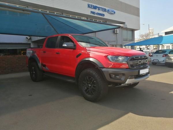 2020 Ford Ranger Raptor 2.0D BI-Turbo 4X4 Auto Double Cab Bakkie Kwazulu Natal Durban_0