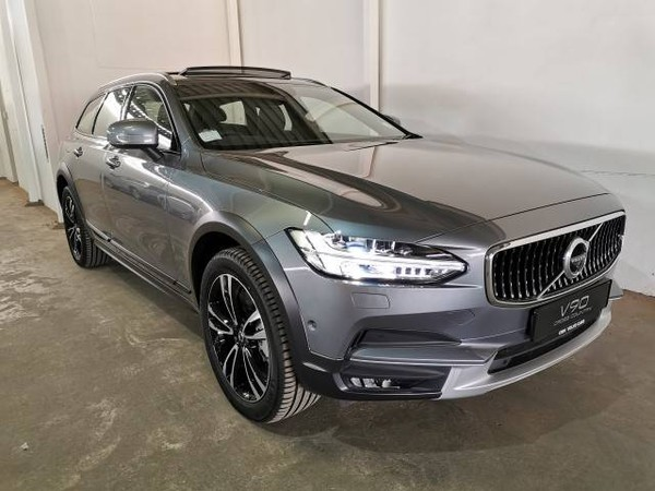 2020 Volvo V90 CC D5 Inscription Geartronic Gauteng Pretoria_0