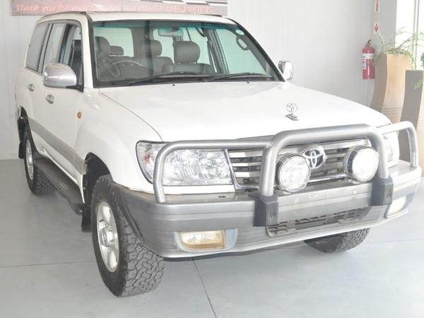 1998 Toyota Land Cruiser Land-cruiser Vx Sw  Free State Bloemfontein_0