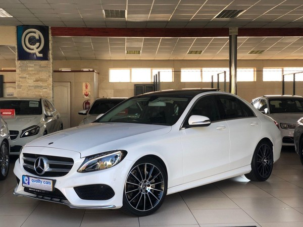 2018 Mercedes-Benz C-Class C220 Bluetec AMG Auto Kwazulu Natal Richards Bay_0