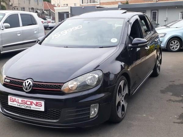 2009 Volkswagen Golf Gti 2.0t Fsi Dsg  Kwazulu Natal Durban_0