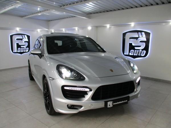 2013 Porsche Cayenne II GTS Tiptronic E2 Western Cape Cape Town_0
