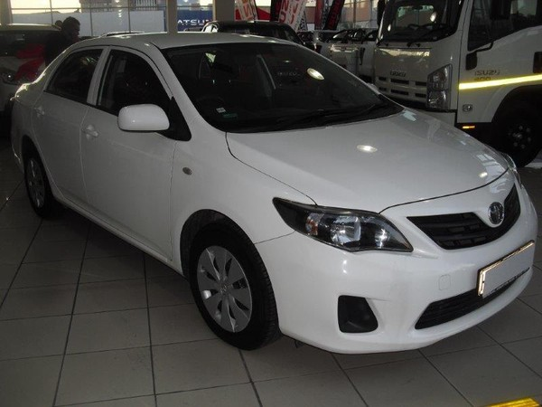 2018 Toyota Corolla Quest 1.6 Free State Bloemfontein_0