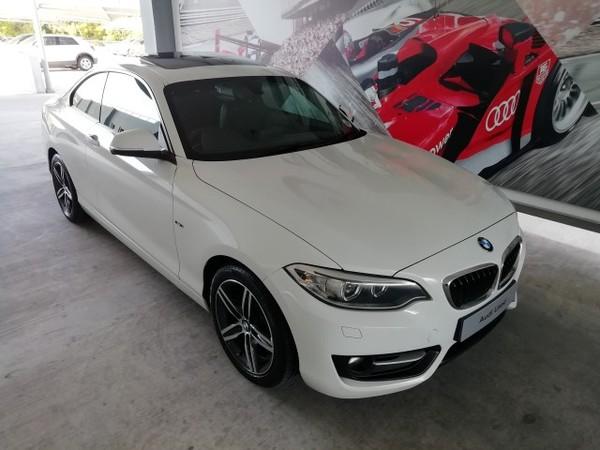2015 BMW 2 Series 220i Sport Line Auto Gauteng Bryanston_0