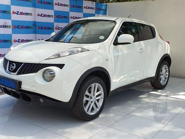 2012 Nissan Juke 1.6 Dig-t Tekna  Gauteng Pretoria_0
