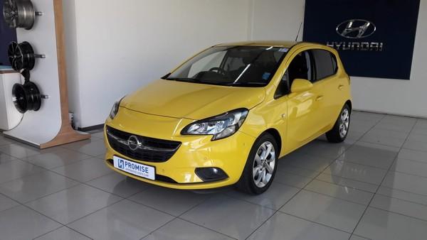 2016 Opel Corsa 1.0T Enjoy 5-Door Kwazulu Natal Pinetown_0