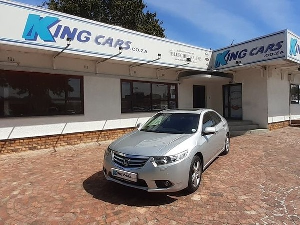 2013 Honda Accord 2.4 Exclusive At  Western Cape Bellville_0