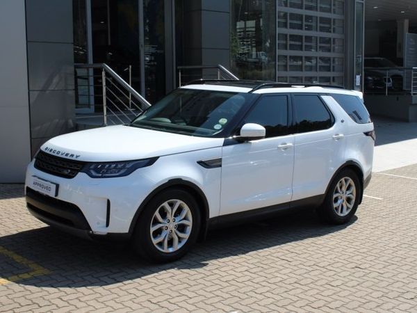 2018 Land Rover Discovery 3.0 TD6 SE Kwazulu Natal Hillcrest_0