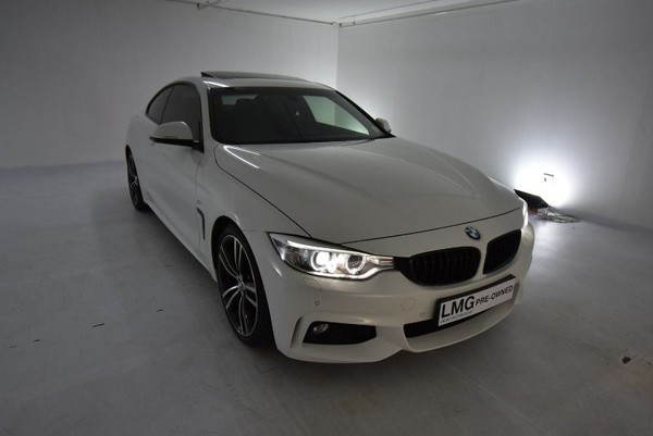2014 BMW 4 Series Coupe M Sport Gauteng Pretoria_0