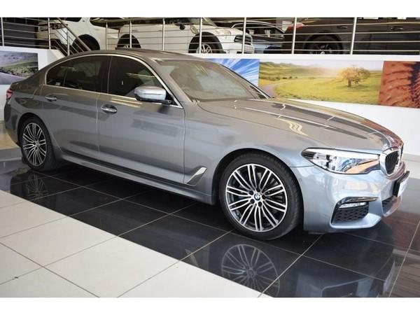 2017 BMW 5 Series 530d M Sport Auto Gauteng Pretoria_0