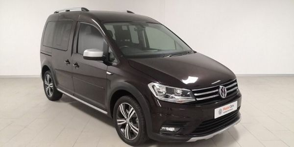 2019 Volkswagen Caddy Alltrack 2.0 TDI DSG 103kW Western Cape Hermanus_0